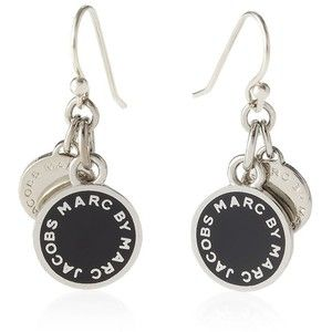 Marc By Jacobs Enamel Disc Earrings I Noticed These On And Had