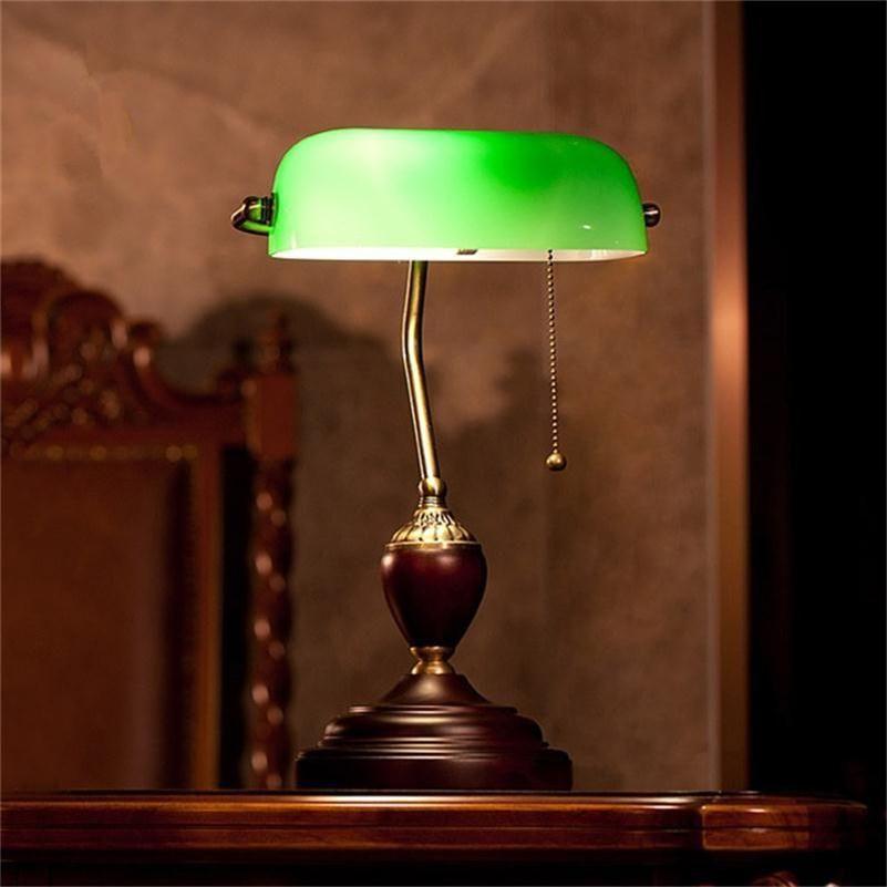 Lampe Emeraude Retra 31 16 Promo 23 68 Lampe De Table En Verre Lampes De Table Lamp
