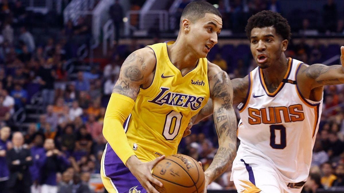 Lakers! The week Kyle Kuzma and Lonzo Ball came face to