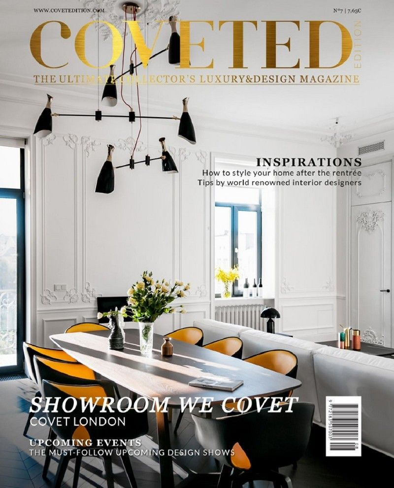 The Best Interior Design Magazines You Ll Find At Maison Et Objet 2018 Interior Design Magazine Best Interior Design New Interior Design