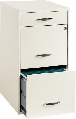 Unique Staples 3 Drawer Lateral File Cabinet