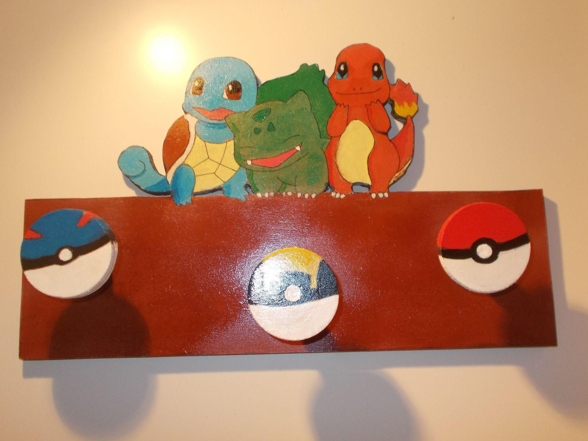 15 Deco Chambre Pokemon  Pokemon room, Pokemon decor, Kid room decor