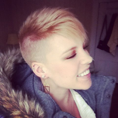 Best 25 Buzzed Pixie Ideas On Pinterest Short Shaved