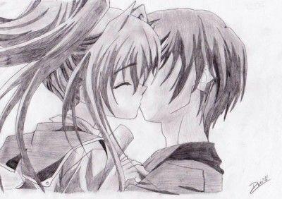 Beso De Enamorados Anime Love Anime Anime Romance