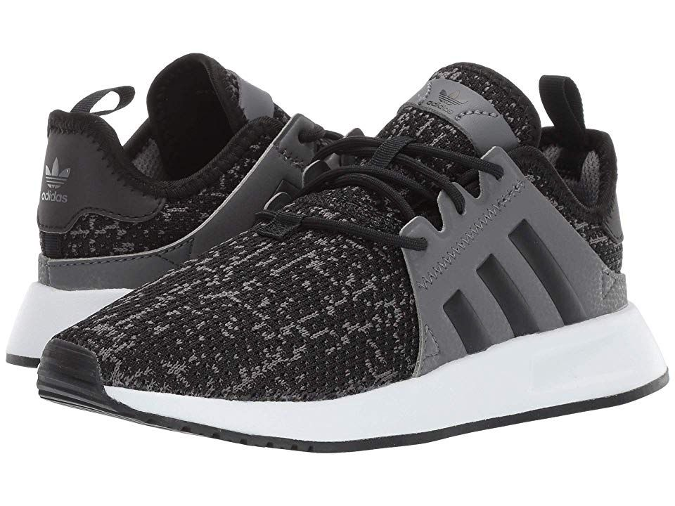 d2565f2cff7 Adidas Sneakers · Sporty · adidas Originals Kids X_PLR C (Little Kid)  (Grey/Black/White)