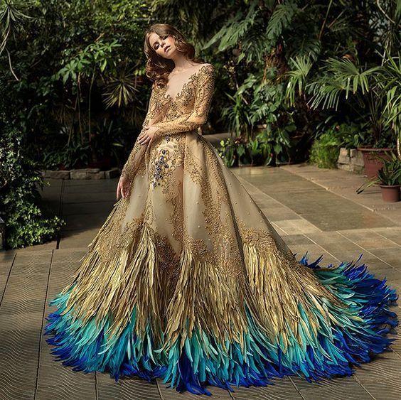the-fashion-dish: Olga Malyarova Haute Couture… • Vex's hideout – Evelyn Melissa