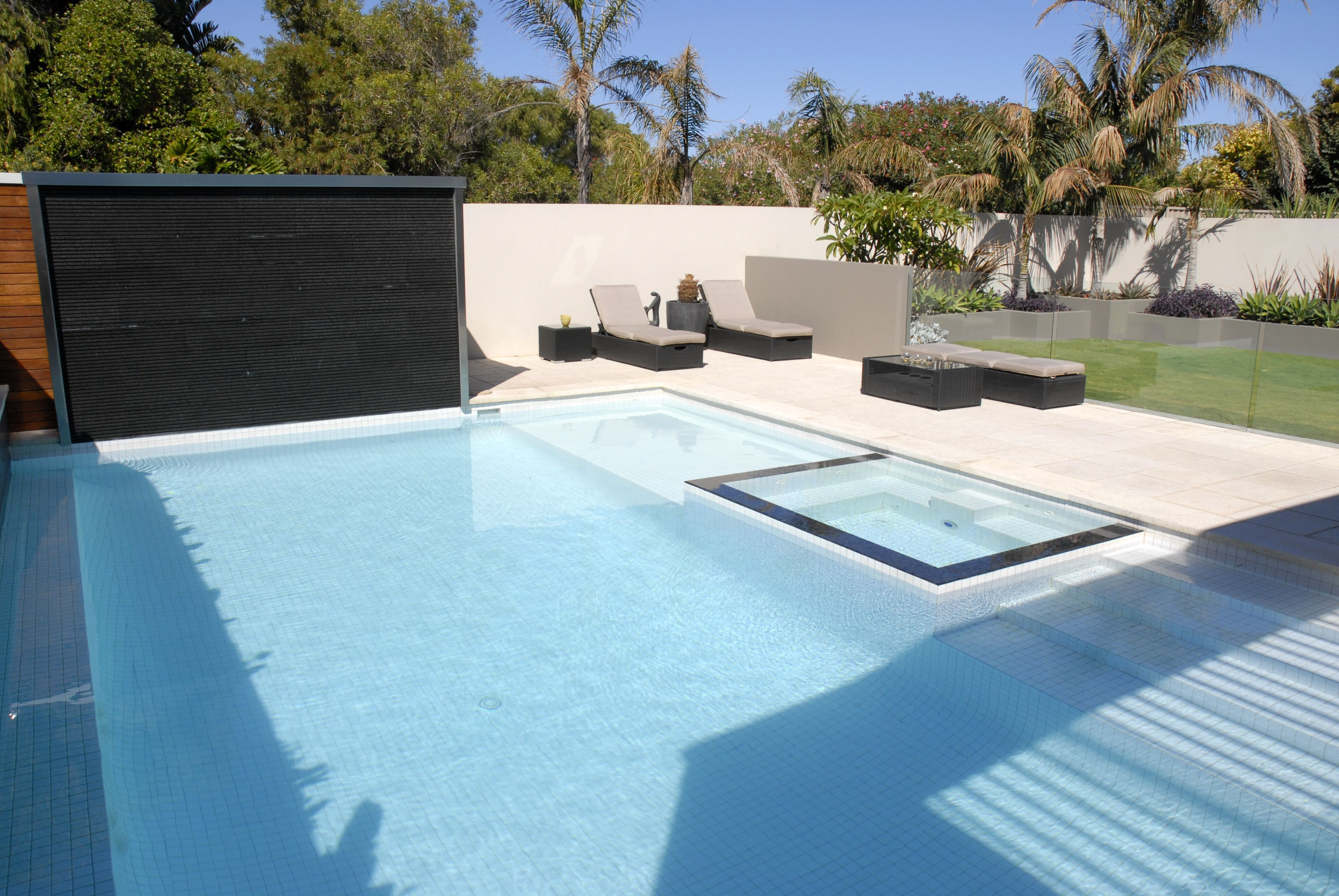 22s 6110 white gloss 58x58mm mosaic pool tile swimming pool