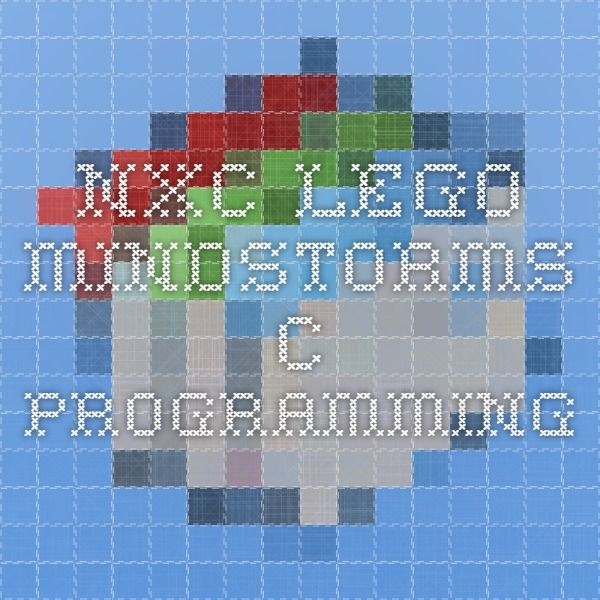 NXC - Lego Mindstorms C Programming