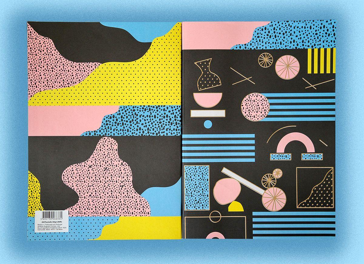 Marta Veludo on Behance | graphic | Pinterest | Murales