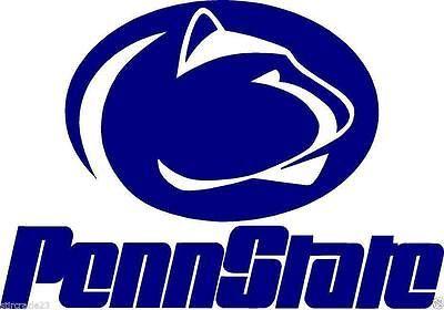Set Of 2 Penn State Cornhole Sticker Decals 13 Penn State Logo Penn State Nittany Lions Penn State