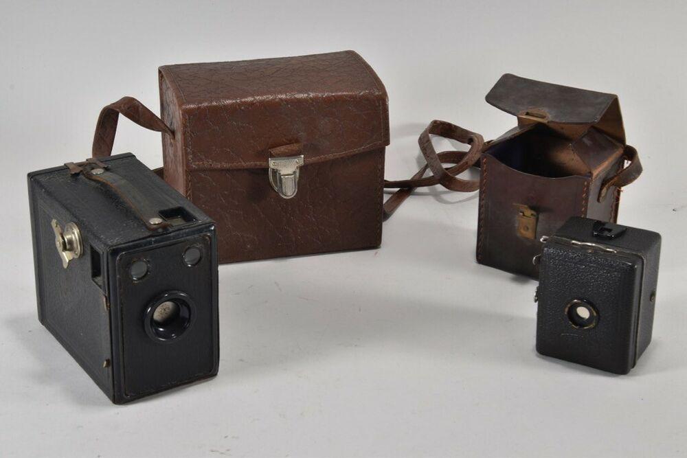 Ebay Sponsored I38f18 2x Box Kamera Zeiss Ikon Balda Rollbox