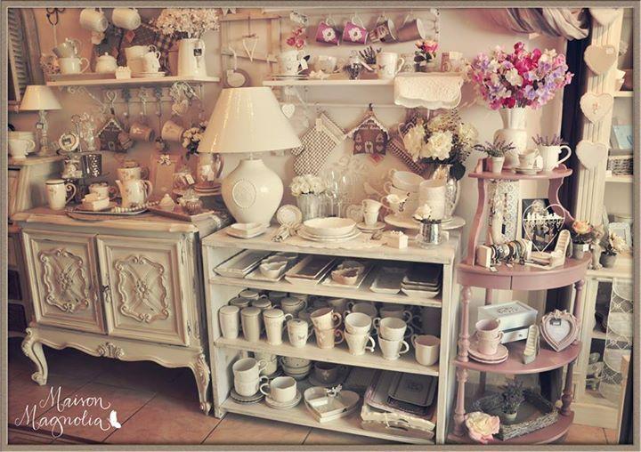 Shop - Maison Magnolia Torino | shabby chic