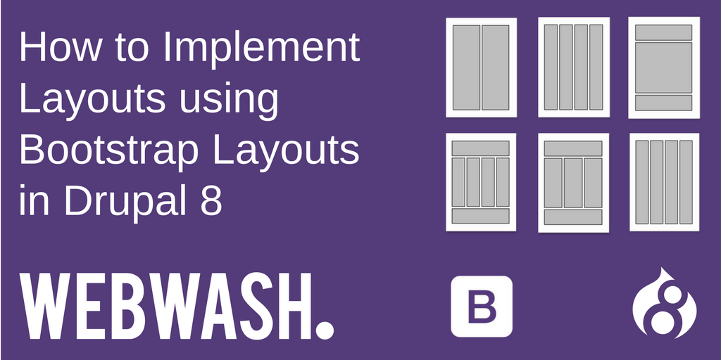 Bootstrap Layouts is a module that ships a bunch of prebuilt layouts using the grid system in Bootstrap. Best of all, these layouts can be used between Display Suite and Panels, or any module which supports the Layout Discovery module.
