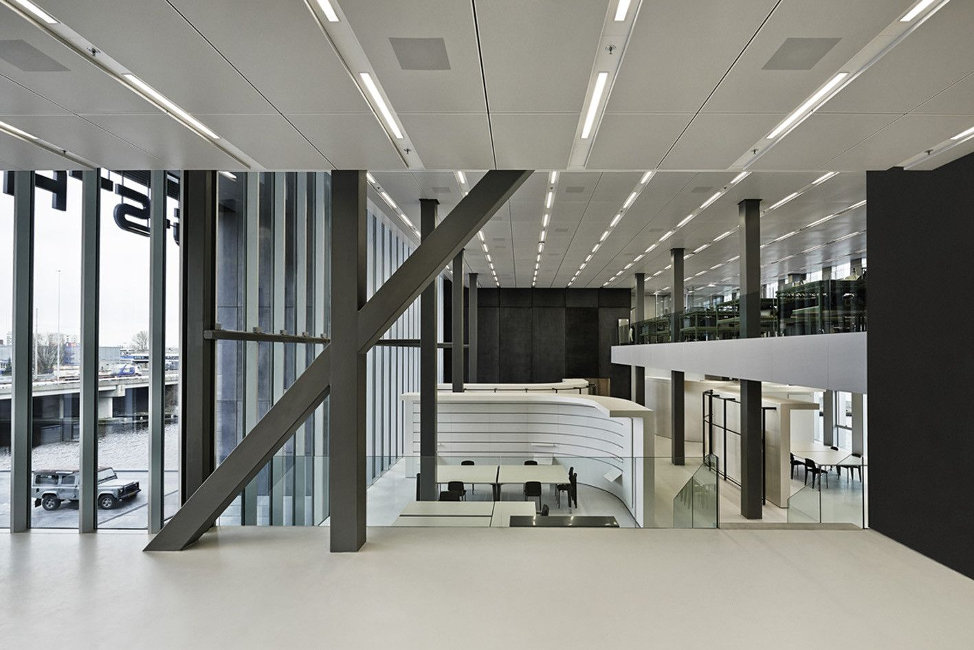 Gallery of G Star RAW HQ OMA 11 | Corporate interiors