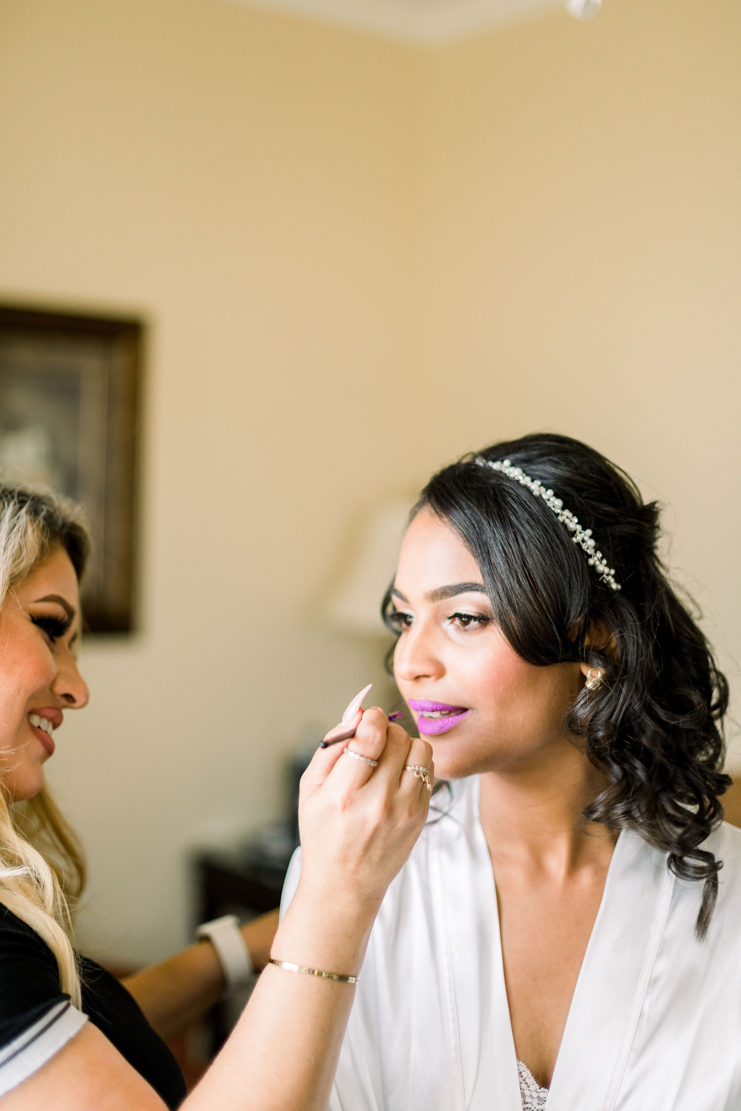 bridal hair and makeup by lori lee beauty #lorileebeauty