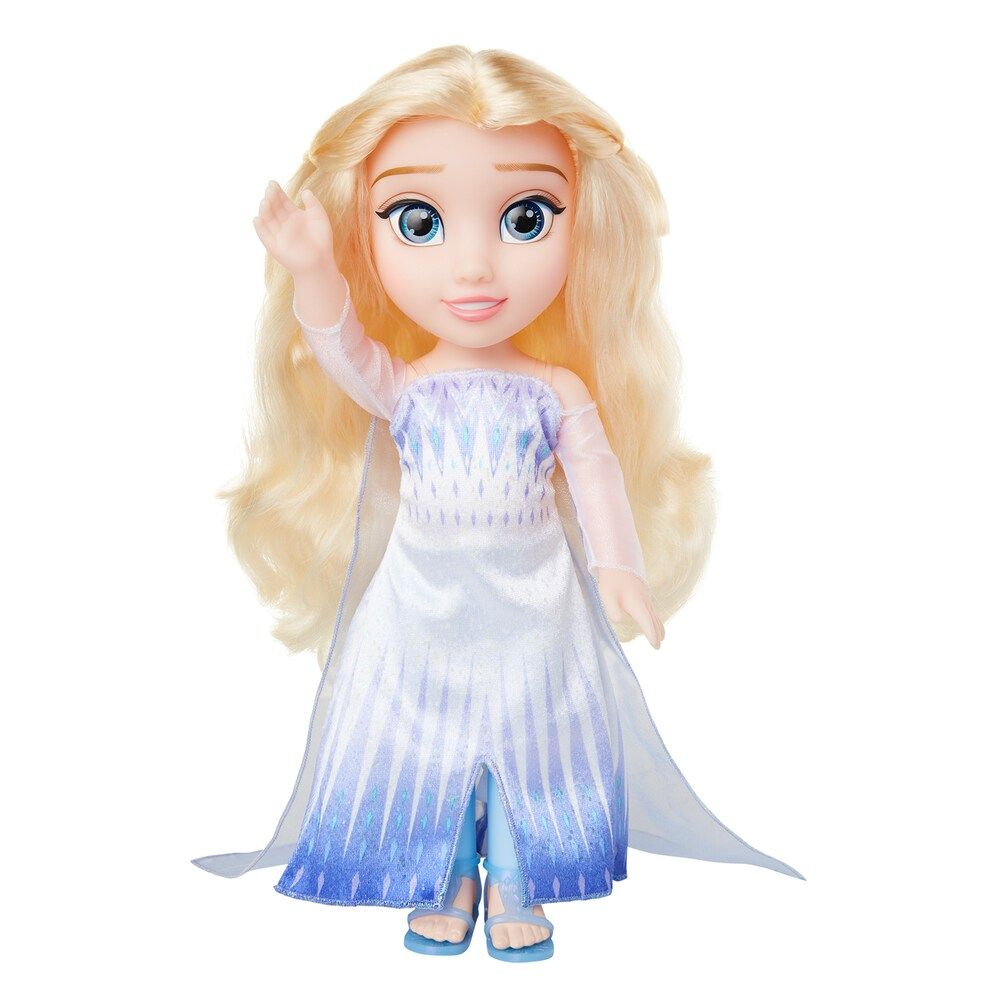 Disney S Frozen 2 Elsa Non Feature Epilogue Doll In 2020 Elsa Doll Snow Queen Disney Frozen