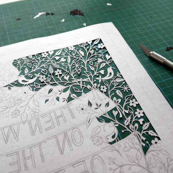 Paper-Cutting Tutorials for Beginners   Pinterest   Paper cutting ...