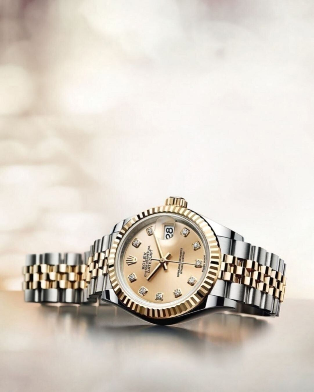 Rolex Sur Instagram Oyster Perpetual Lady Datejust Prestige Et Elegance Pour Plus De Details Sur Cette Montre Co 2020 Bilezik Saat Bayan Saatleri Rolex Saatler