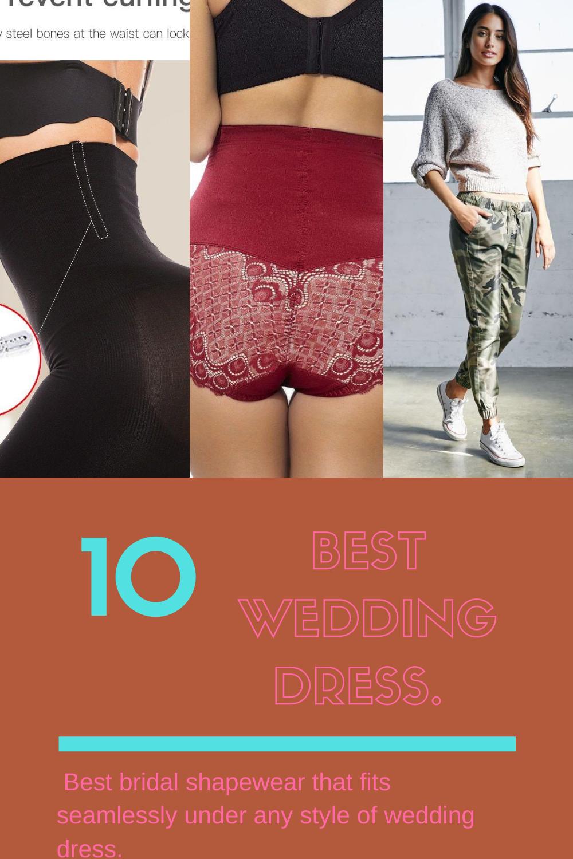 Best Shapewear For Wedding Dress In 2020 Best Tummycontrol In 2020 Shapewear For Wedding Dress Women S Shapewear Fashion