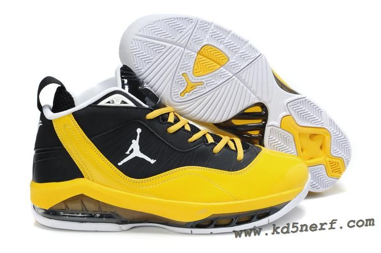 fb57557dfd3e Jordan Melo M8 Carmelo Anthony Shoes Black Yellow