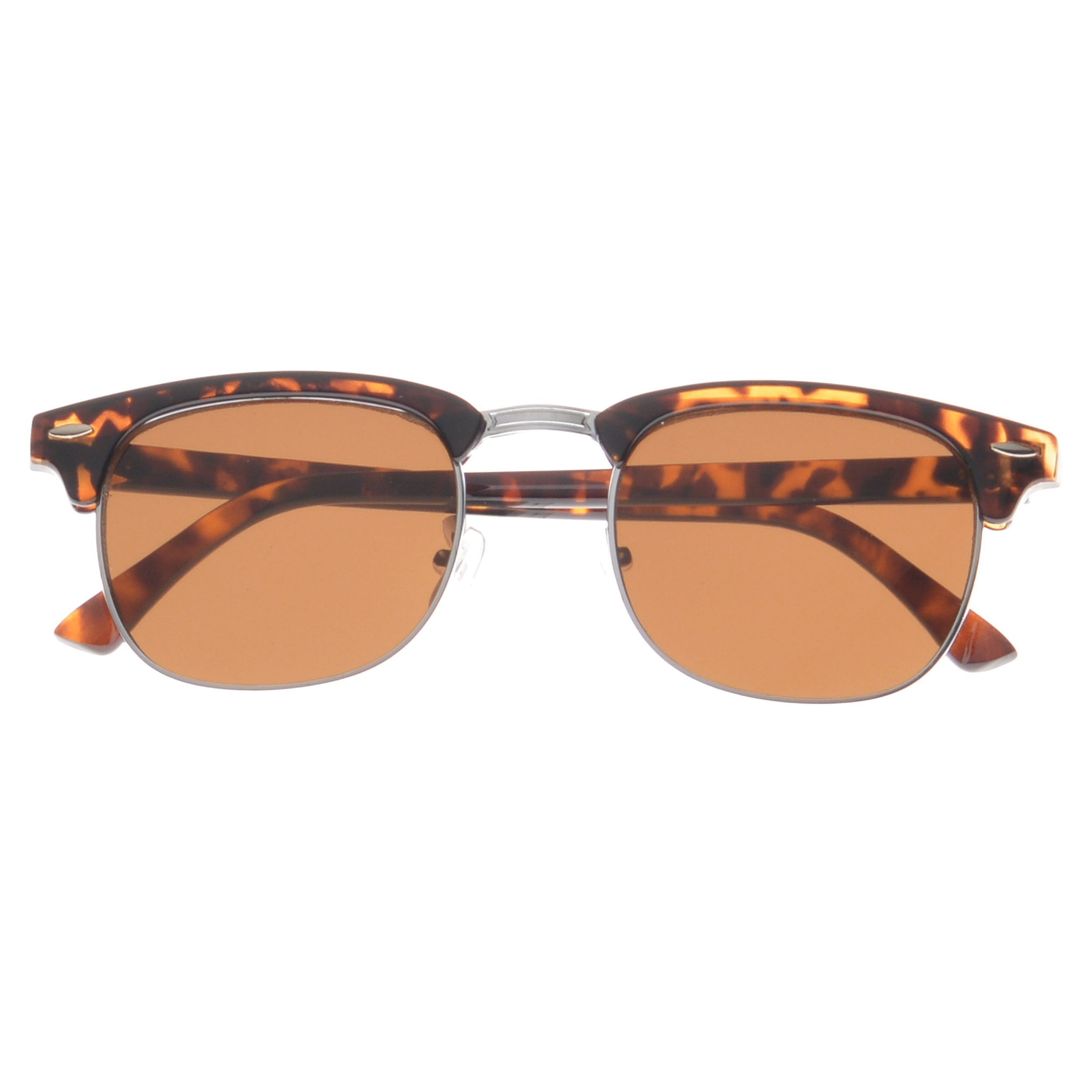 Epic Eyewear Soho Clubmaster Fashion Sunglasses