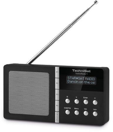 Technisat Techniradio 1 Incl Dab Mit Bildern Digitales Radio Unterwegs