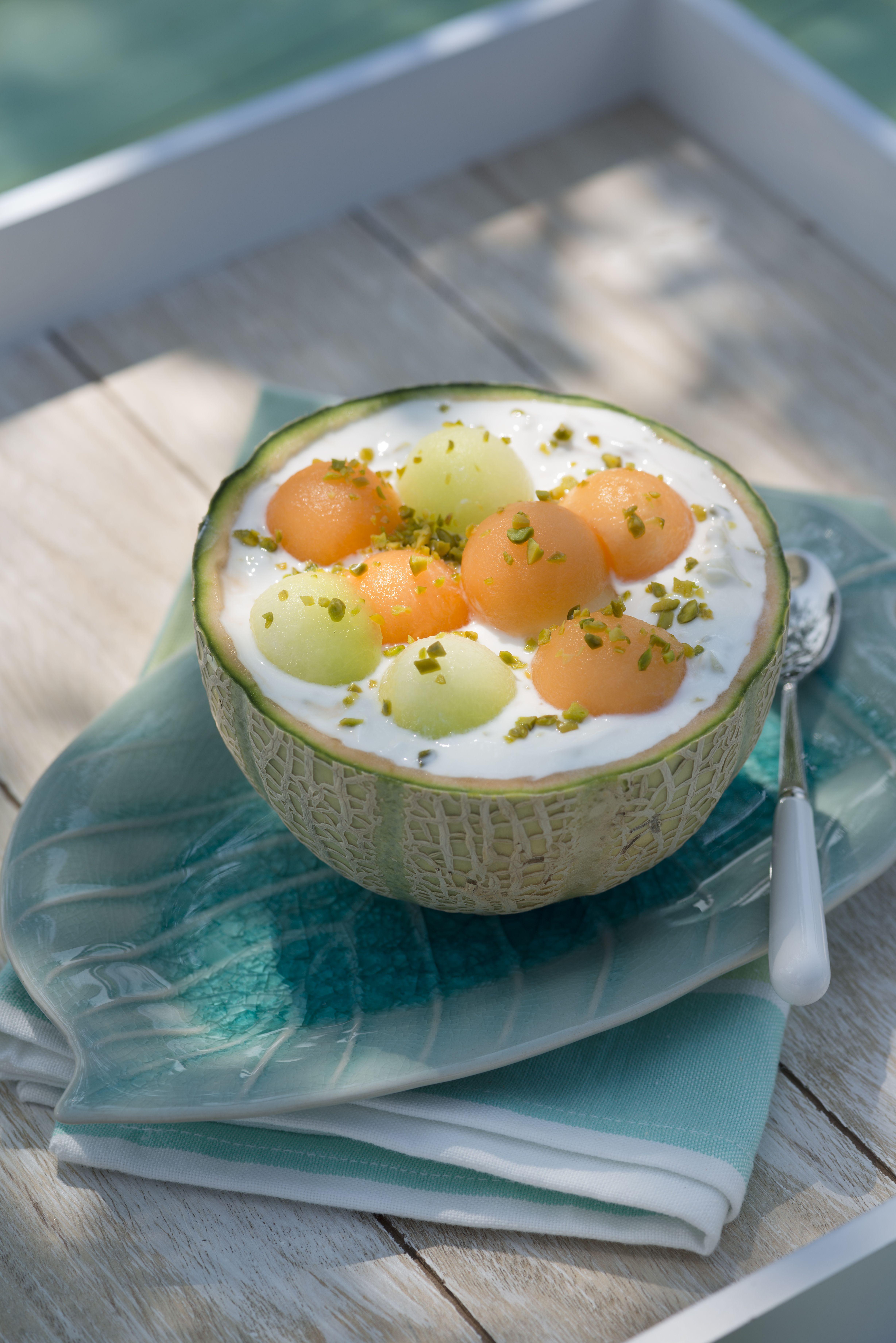 Kalorienarm und erfrischend: Melone