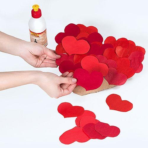 Делаем валентинки из бумаги своими руками 68