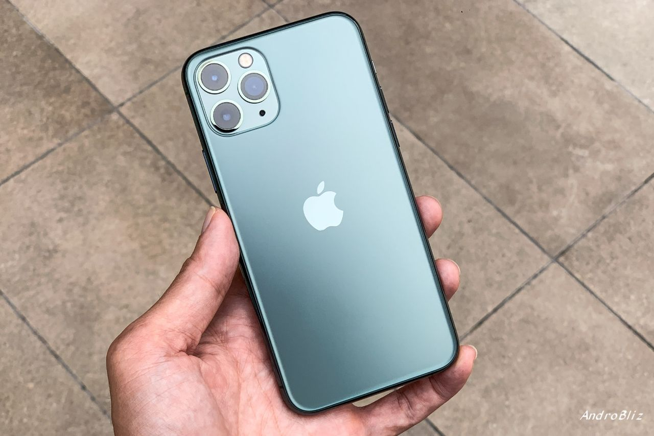Unboxing Hands On Iphone 11 Pro Midnight Green Androbliz Uk Iphone 11 Pro Midnight Green Iphone Iphone 11