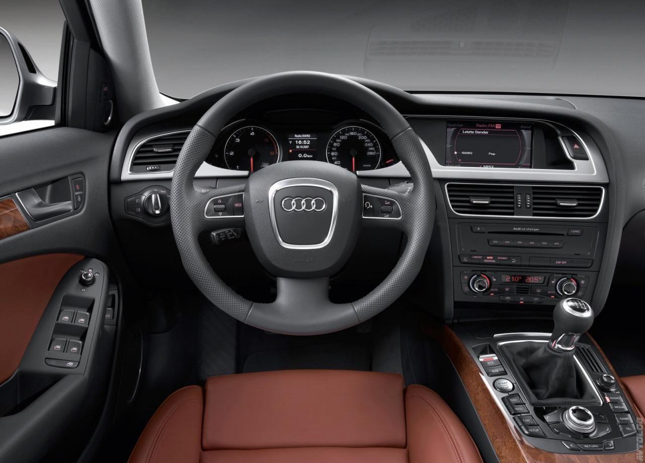 Каталог 2009 Audi A4 Avant Audi Audi A4 Audi A4 Avant