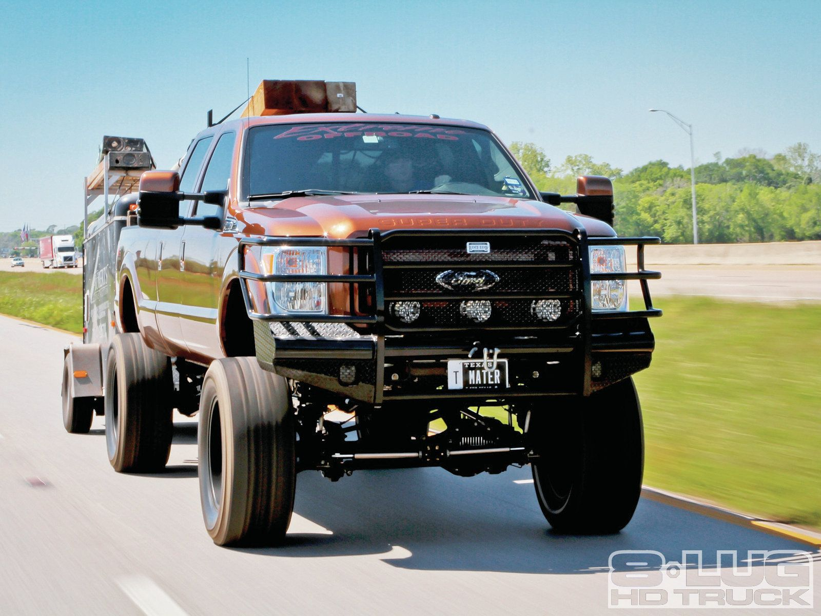 Ranch hand front bumper lifted trucksford