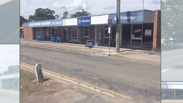 Great shop for lease in Rosewood