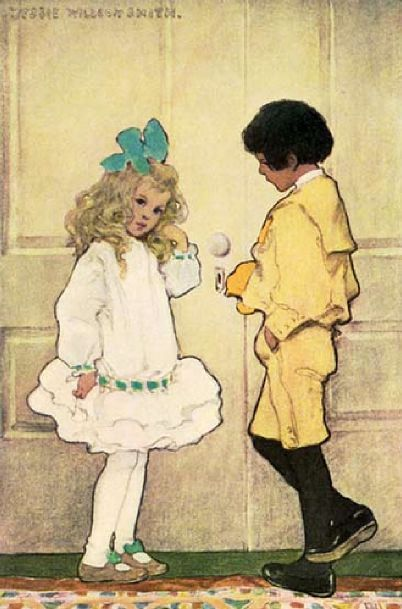 Jessie Willcox Smith (1863 - 1935, American) | Vintage