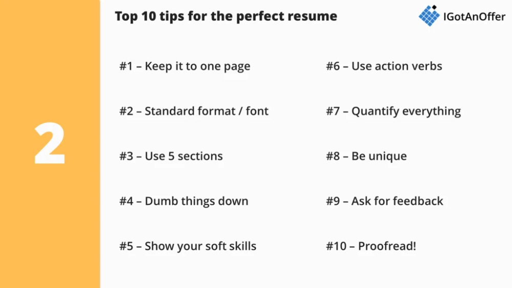 Consulting Resume The Ultimate Guide In 2020 Resume Writing Tips Resume Resume Guide