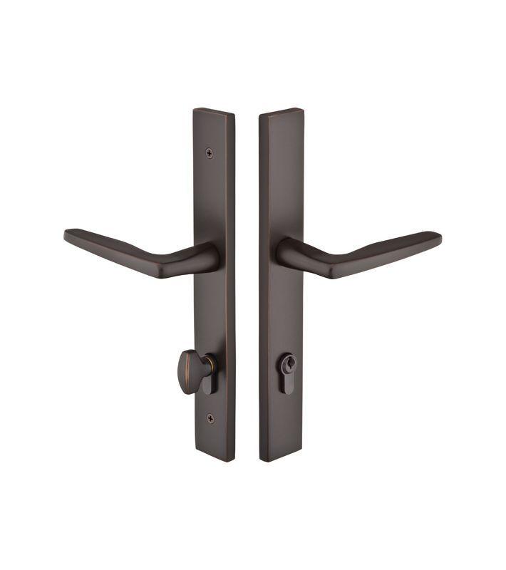 Emtek 15a3 Products Modern Exterior Doors Door Handle With Lock Smart Door Locks