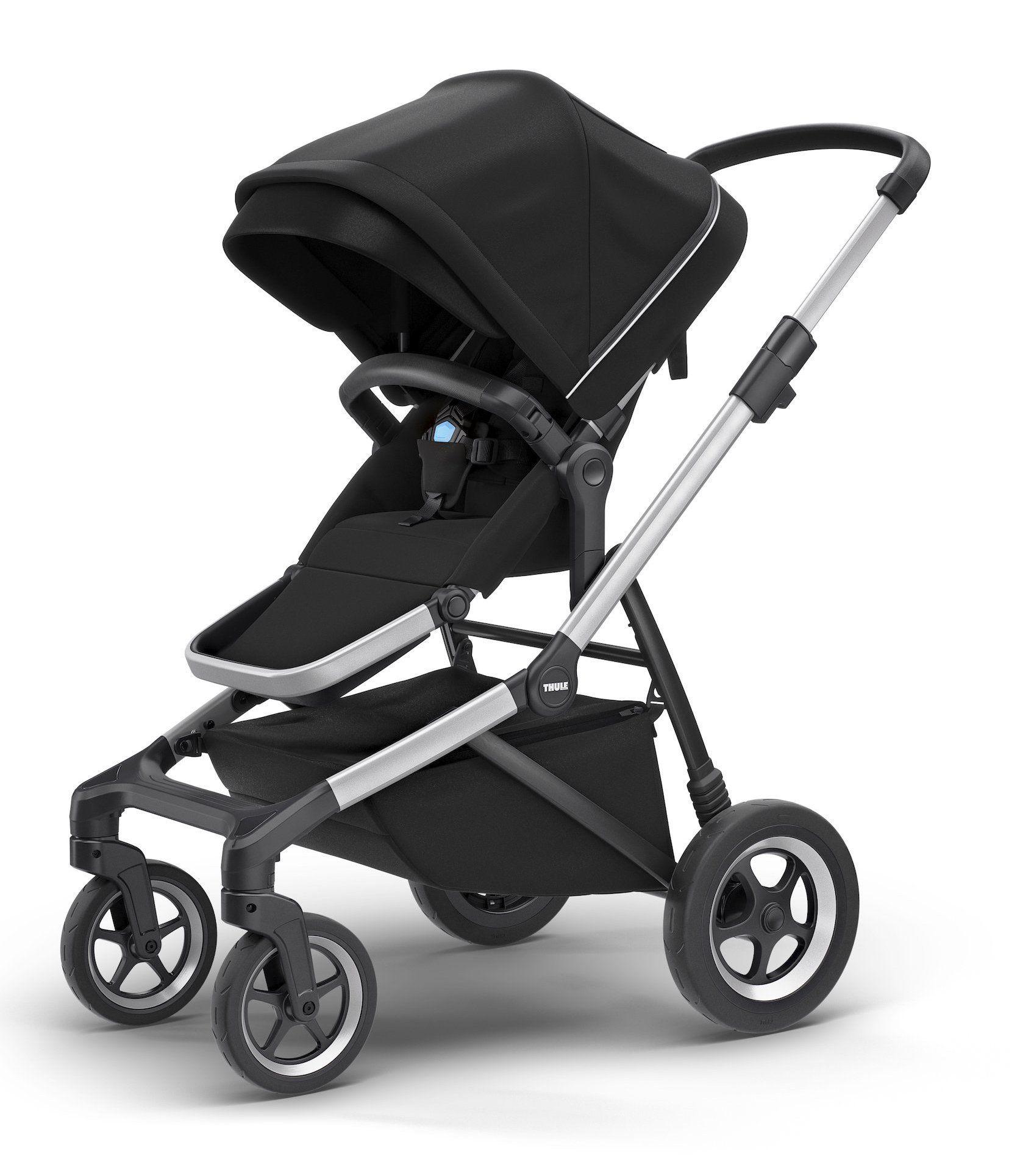 Thule Sleek Stroller Convertible stroller, Single