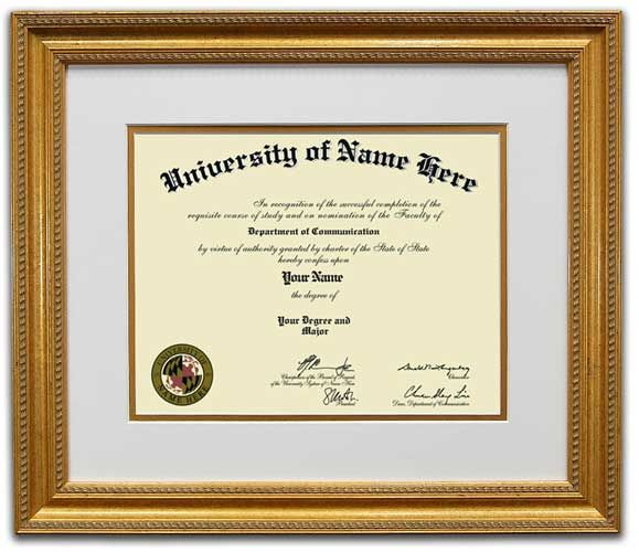 We Firmly Feel Diploma S Being Properly Framed Is Just As Important As The Degree Itself Diploma Frame Online Frames Picture Frame Store