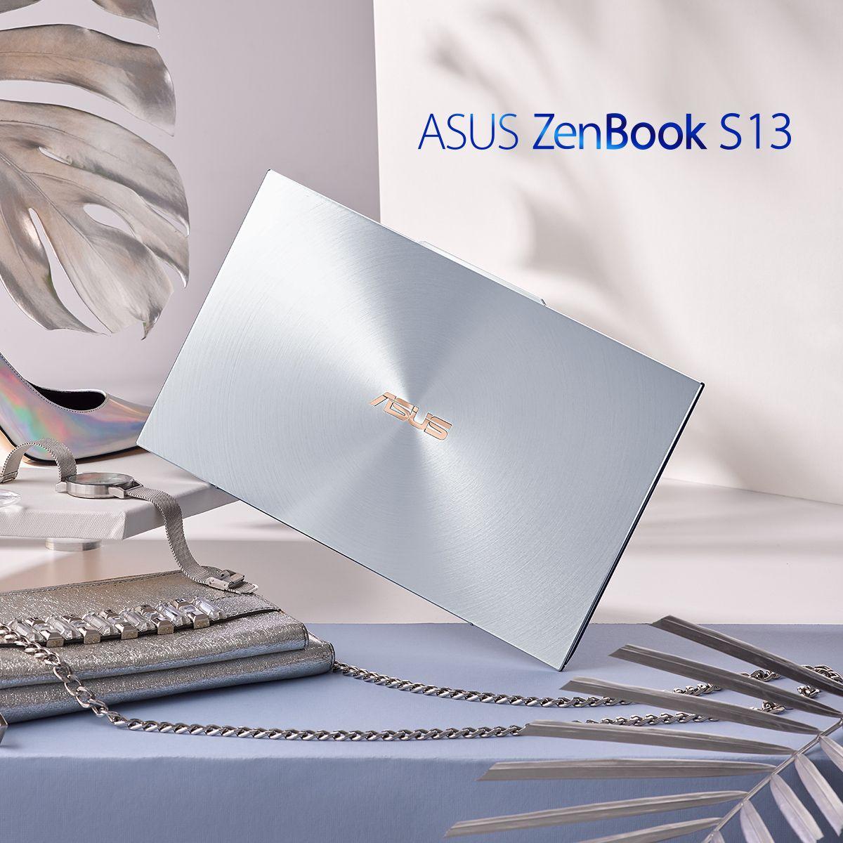 Asus Zenbook S13 Breathtaking Design Lovingly Crafted Asus Office Gadgets Harman Kardon