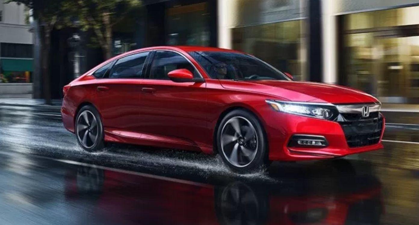2019 Honda Accord Sport Price Honda accord touring