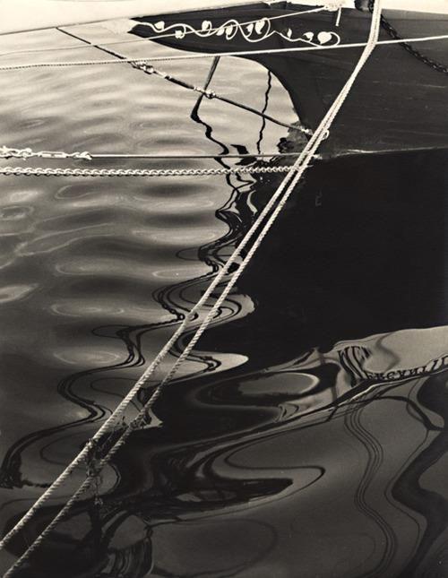 Camden Maine, 1950s.  Bedrich Grünzweig.