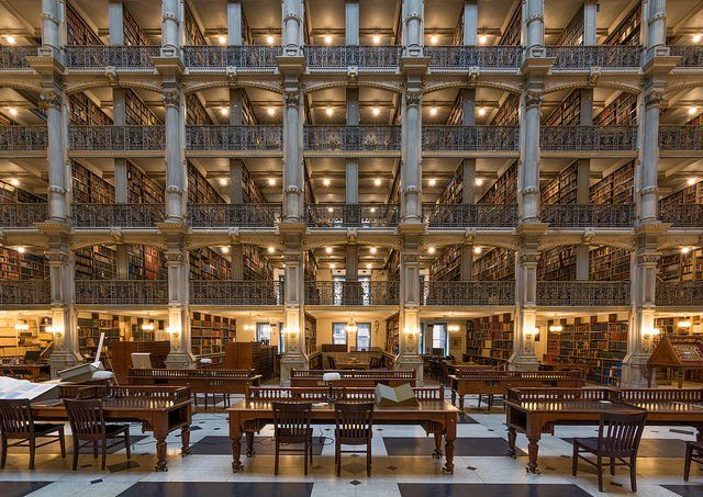 The library collection contains over 300,000 volumes largely from the 18th and…
