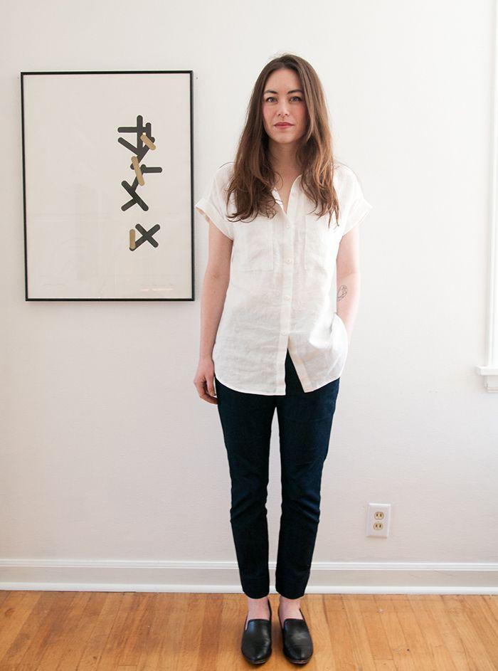 crabandbee.com | McCall\'s 6436 kimono sleeve | Make Me | Pinterest