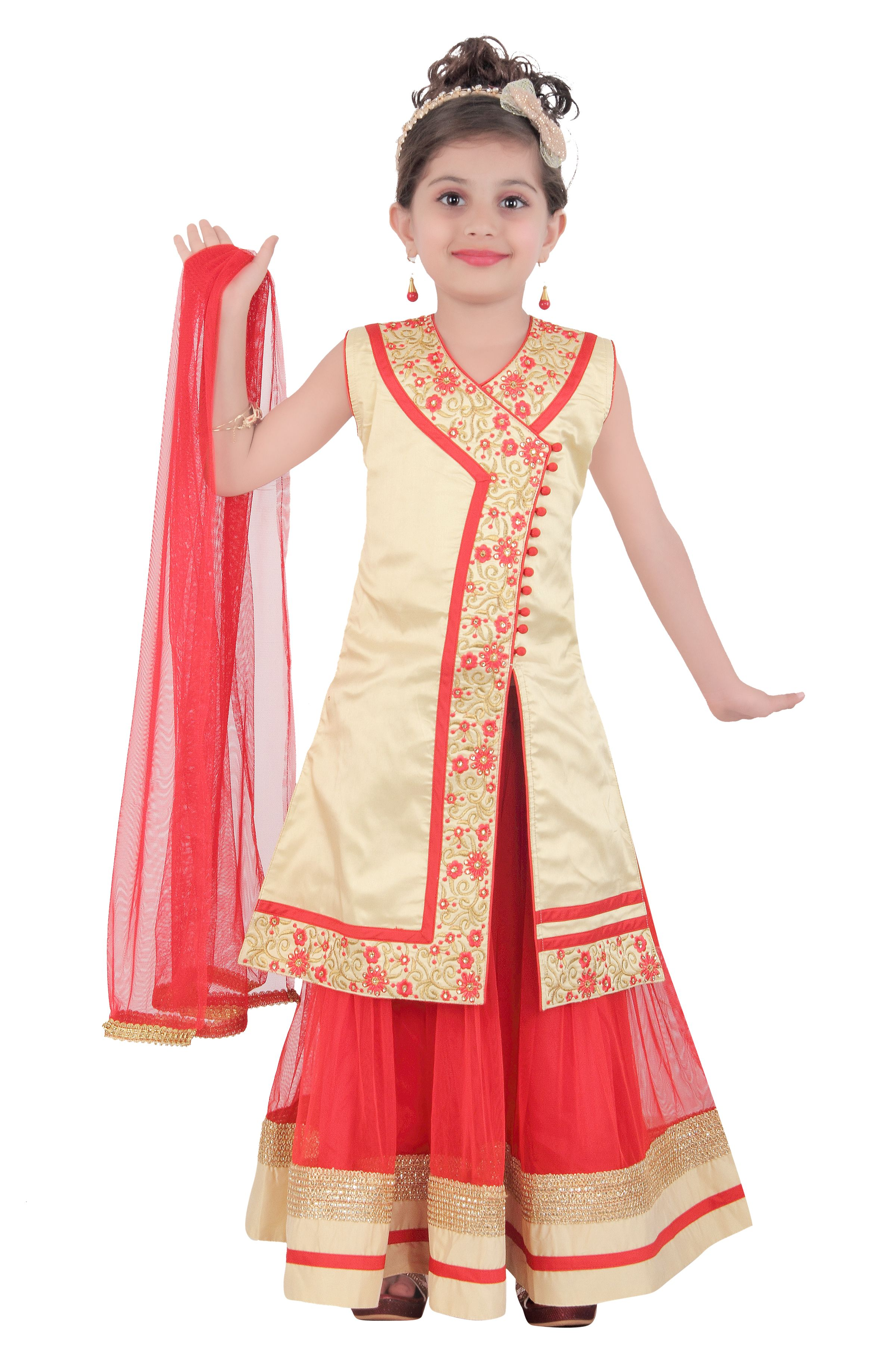 cc70a6283da Brand New Indian Indian Poshakh s Occasional Wears For Girls. Grab all at  www.indianposhakh.com