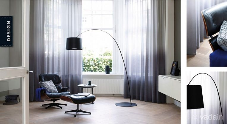 dip dye gordijnen | Curtains | Pinterest | Window coverings, Window ...