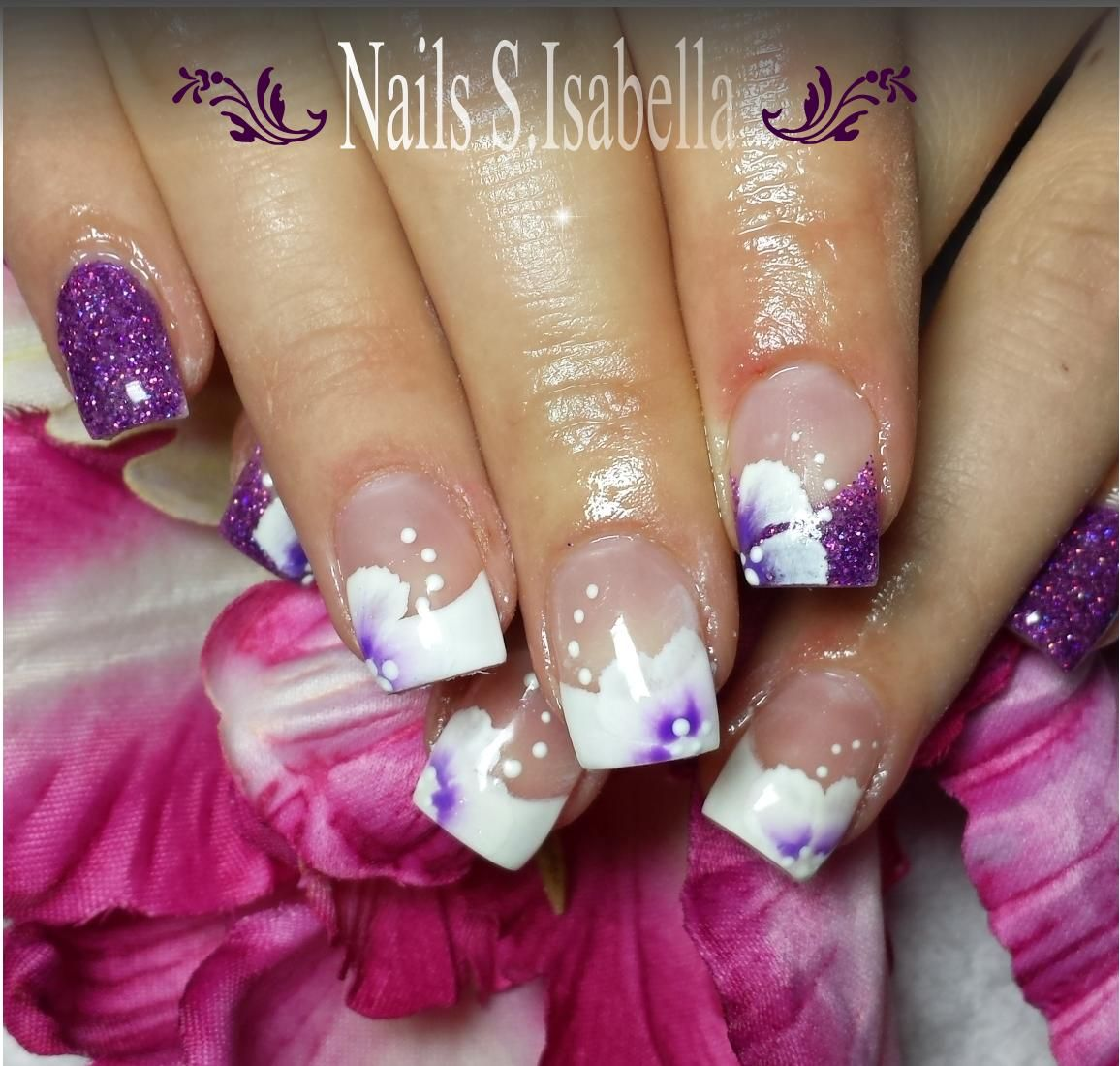 Nails by Nails S.Isabella from www.nageldesign-galerie.de | Nail Art ...