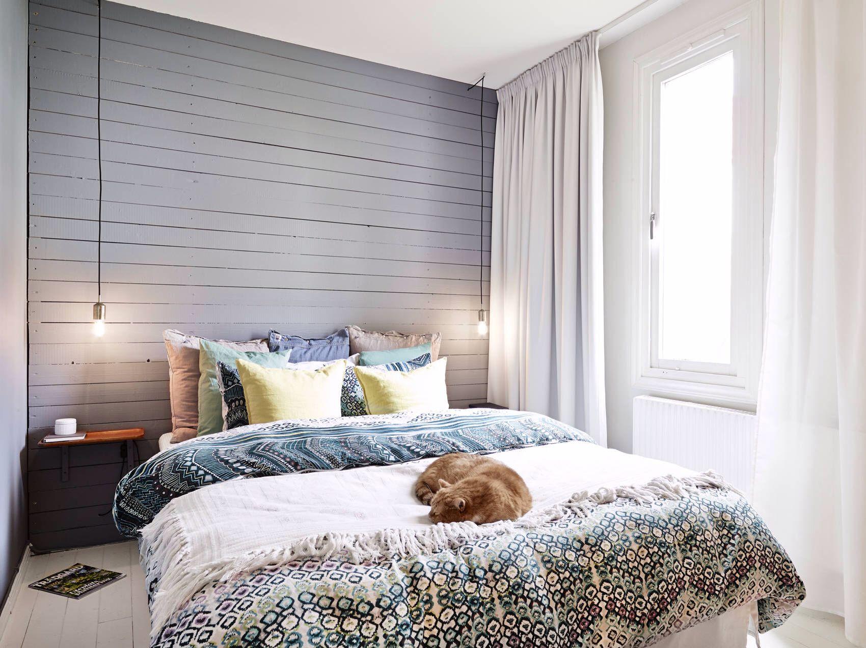 Sovrum panelvägg färger Bedroom Pinterest Sovrum, Färger och För hemmet