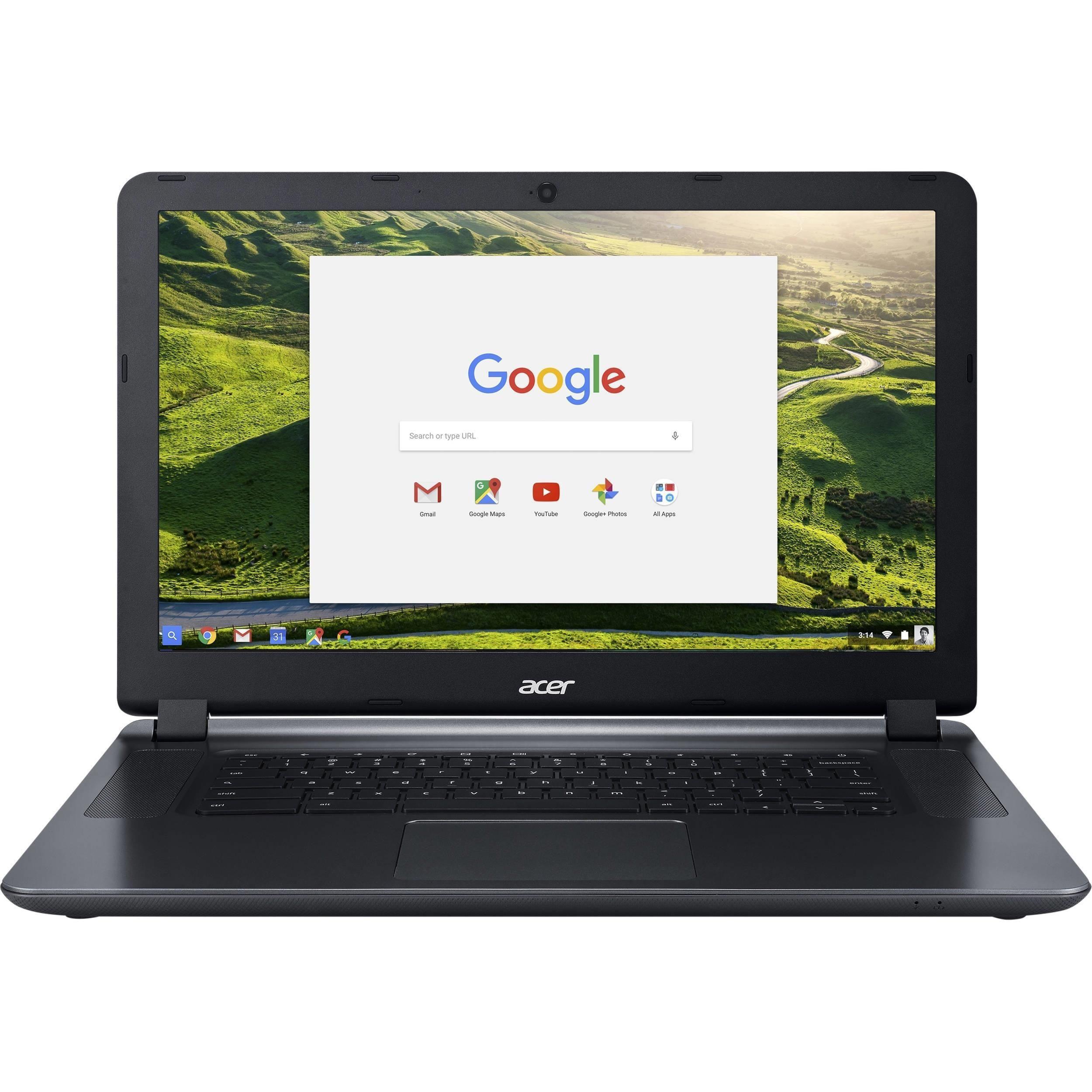 Acer Chromebook Cb3 15 2018 Celeron N3060 Ram 4 Gb Ssd