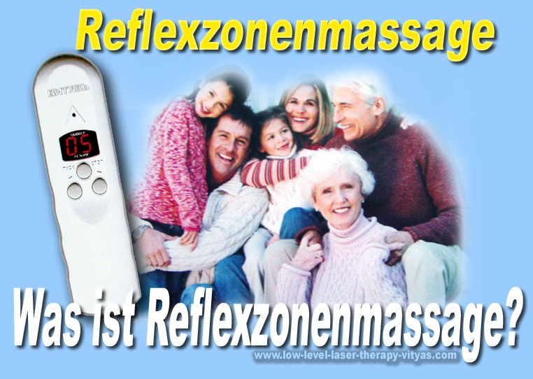 Was ist Reflexzonenmassage? http://www.low-level-laser-therapy-vityas.com/was_ist_reflexzonenmassage.html #Reflexzonenmassage