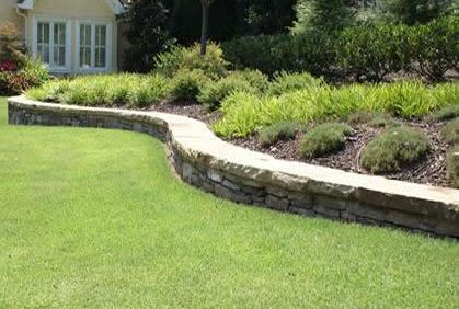Landscaping retaining walls Photos and Design Ideas | Landscaping ...