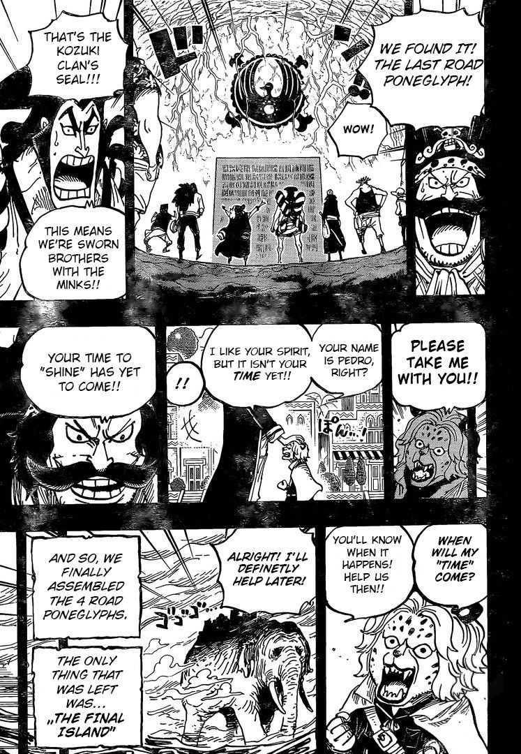 One Piece 967 Scan : piece, William, McMaster, Piece, Chapter,, Manga,